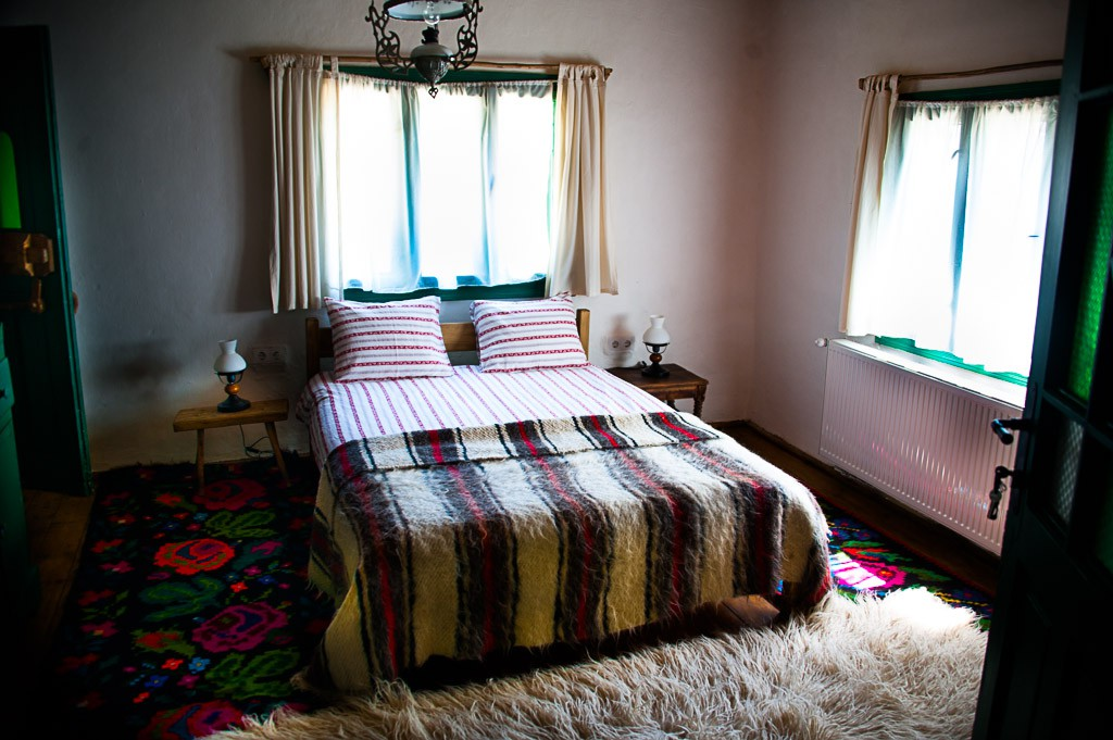 Double Room - Village Hotel Maramures
